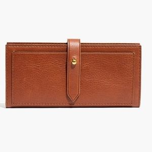 Madewell The Post Wallet